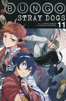 BUNGO STRAY DOGS GN VOL 11