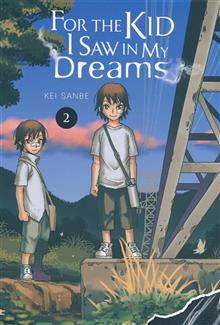 FOR THE KID I SAW IN MY DREAMS HC VOL 02