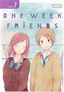 ONE WEEK FRIENDS GN VOL 07