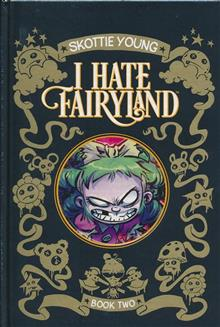 I HATE FAIRYLAND DLX HC VOL 02 DCBS EXC VAR (MR)