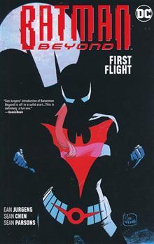 BATMAN BEYOND TP VOL 07 FIRST FLIGHT