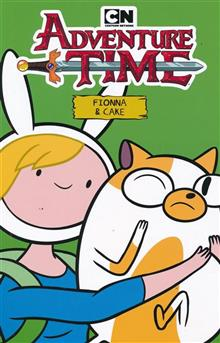 ADVENTURE TIME FIONNA & CAKE TP