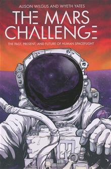 MARS CHALLENGE HC GN