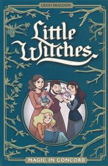 LITTLE WITCHES MAGIC IN CONCORD GN (RES)