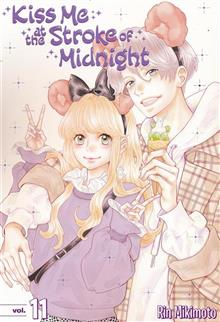 KISS ME AT STROKE OF MIDNIGHT GN VOL 11 (RES)