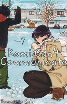 KOMI CANT COMMUNICATE GN VOL 07 (C: 1-0-1)