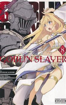 GOBLIN SLAYER GN VOL 08 (MR) (C: 1-1-2)