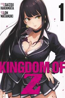 KINGDOM OF Z GN VOL 01 (MR)