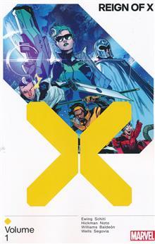 REIGN OF X TP VOL 01