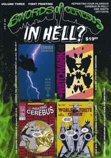 SWORDS OF CEREBUS IN HELL TP VOL 03