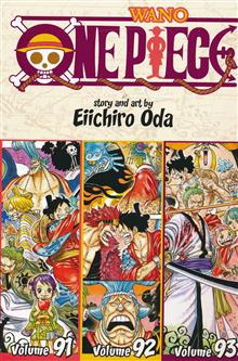 ONE PIECE 3IN1 TP VOL 31