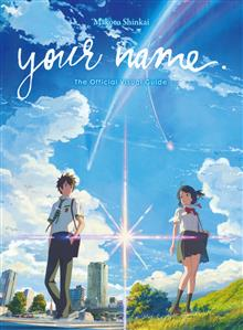 YOUR NAME OFFICIAL VISUAL GUIDE SC ART (RES)