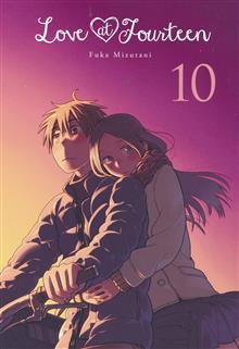 LOVE AT FOURTEEN GN VOL 10