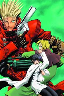 Trigun Maximum Volume 3 TPB: His Life As A...