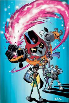 TEEN TITANS GO VOL 2 HEROES ON PATROL TP