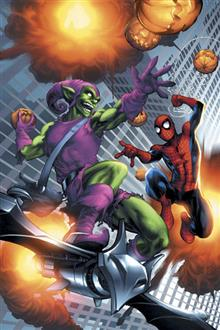 MARVEL AGE SPIDER-MAN VOL 4 GOBLIN STRIKES DIGEST TP