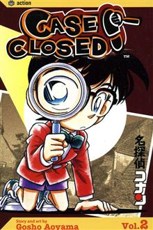 CASE CLOSED GN VOL 02