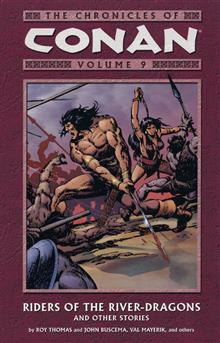CHRONICLES OF CONAN VOL 9 RIVER DRAGONS & OTHERS TP