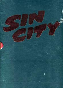 FRANK MILLERS SIN CITY LIBRARY II HC (C: 0-1-2)