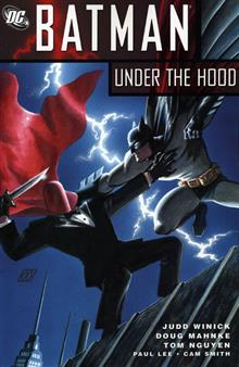 BATMAN UNDER THE HOOD VOL 1 TP