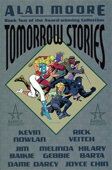 TOMORROW STORIES BOOK TWO TP