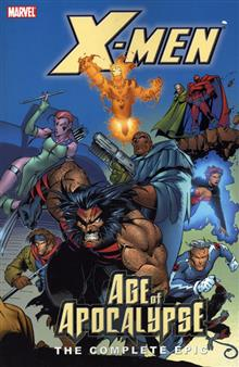 X-MEN COMPLETE AGE OF APOCALYPSE EPIC TP BOOK 02