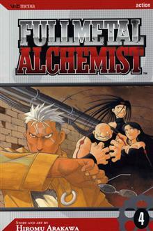 FULLMETAL ALCHEMIST GN VOL 04