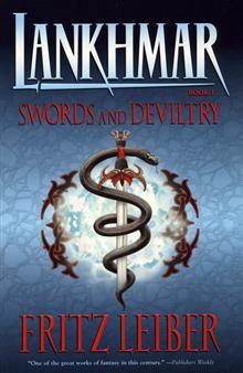 LANKHMAR BOOK 1 SWORDS & DEVILTRY NOVEL