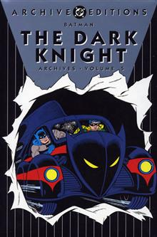 BATMAN DARK KNIGHT ARCHIVES VOL 5 HC