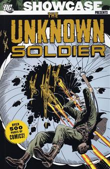 SHOWCASE PRESENTS THE UNKNOWN SOLDIER VOL 1 TP