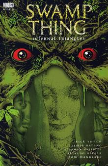 SWAMP THING VOL 9 INFERNAL TRIANGLES TP (MR)