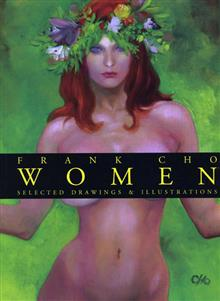FRANK CHO WOMEN SELECTED DRAWINGS & ILLUSTRATIONS