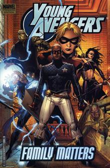 YOUNG AVENGERS PREM HC VOL 02 FAMILY MATTERS