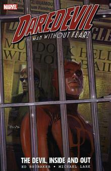 DAREDEVIL DEVIL INSIDE AND OUT VOL 1 TP