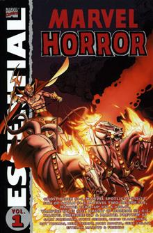 ESSENTIAL MARVEL HORROR VOL 1 TP