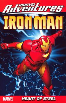 MARVEL ADVENTURES IRON MAN VOL 1 DIGEST TP