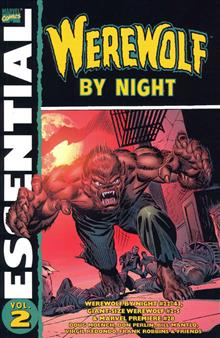ESSENTIAL WEREWOLF BY NIGHT VOL 2 TP