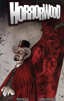 HORRORWOOD VOL 1 TP