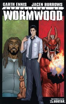 GARTH ENNIS CHRONICLES OF WORMWOOD TP (MR)