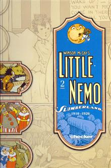 LITTLE NEMO IN SLUMBERLAND VOL 02 LTD ED HC