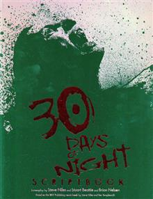 30 DAYS OF NIGHT MOVIE SCRIPTBOOK TP