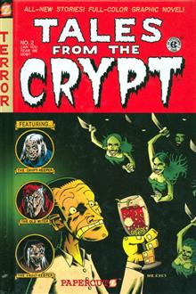 TALES FROM THE CRYPT VOL 2 CAN YOU FEAR ME NOW COLL ED HC