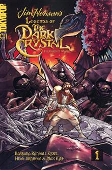 LEGENDS OF THE DARK CRYSTAL VOL 1 GARTHIM WARS GN