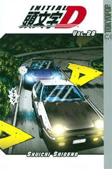 INITIAL D VOL 28 GN (OF 35)