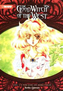 GOOD WITCH O/T WEST VOL 1 NOVEL (OF 5)