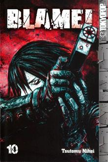 BLAME VOL 10 GN (OF 10) (MR)