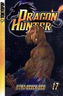 DRAGON HUNTER VOL 17 GN (OF 18)