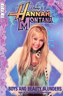 HANNAH MONTANA CINEMANGA VOL 3 GN (OF 4)