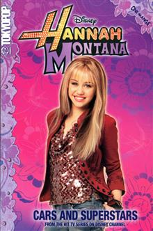 HANNAH MONTANA CINEMANGA VOL 4 GN (OF 4)