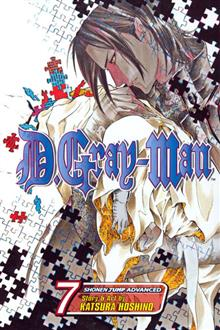 D GRAY MAN GN VOL 07 (MR)